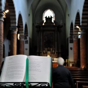 サン・ドメニコ教会とサン・アゴスティーノ教会…プラート