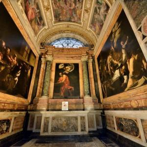 サン・ルイジ・デイ・フランチェージ教会…ローマ