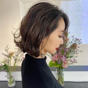 インスタで反響のあった髪型と 衝撃のヘアアイロン