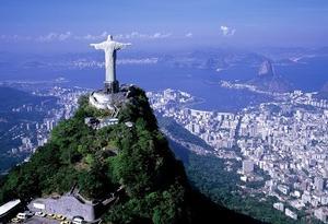 コルコバードの丘 (ブラジル)