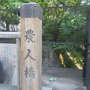 農人橋(のうにんばし):東横堀川