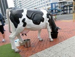うし年ですから:こって牛