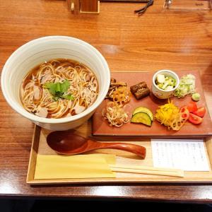 博多ランチ【さいさきや】旬菜蕎麦を満喫…☆