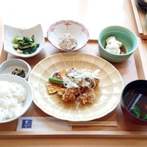 博多駅ランチ【おばんざい・炙り焼き・酒 菜な KITTE博多】おすすめ御膳ランチを満喫…☆