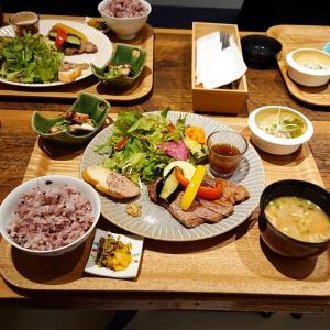 今泉ランチ【ごはんとお酒 konne.】お野菜たっぷりななこプレートを満喫…☆