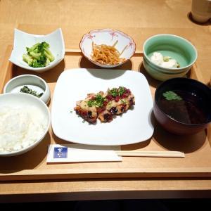 博多駅ランチ【菜な KITTE博多店】個室でゆっくり和定食を満喫…☆