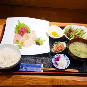 大名グルメ【炉ばた 一~ichi~】期間限定『食堂いち』でランチを満喫…☆