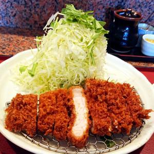西長住ランチ【とんかつ廣】美味しいロースカツ定食を満喫…☆
