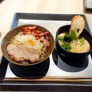南区平和グルメ【ニシムラ麺】カルボナーラつけ麺を満喫…☆