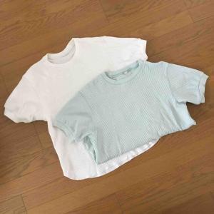 今年のユニクロのTシャツ。