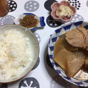 おばあちゃんのお昼ごはん