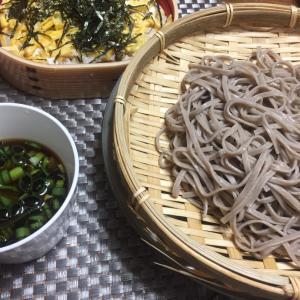 七兵衛さんと散らし寿司
