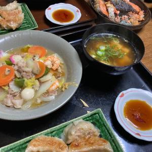 八宝菜、大阪王