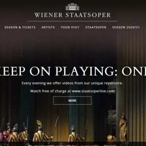 [オペラ] ヴェルディ/歌劇「オテロ」「マクベス」 (2020/06 ウィーン国立歌劇場)