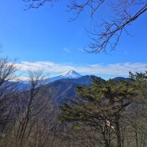 滝子山 前編 -秀麗富嶽十二景4番