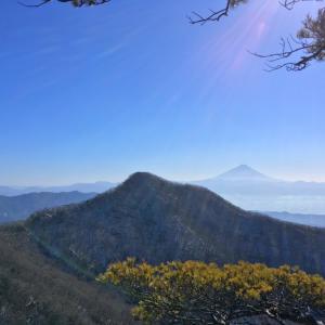 茅ヶ岳5 -明野からの周回ルート