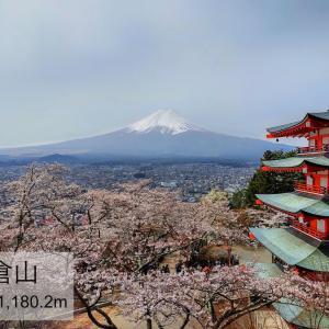 新倉山 -日本を凝縮した一枚