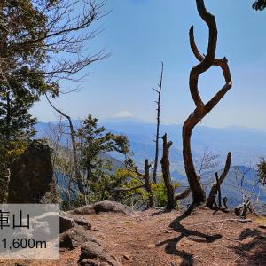 鈴庫山 -静かな春先の高原から