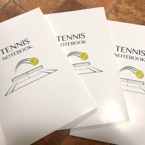 テニスノート2。