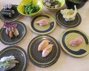 平日のはま寿司は無敵