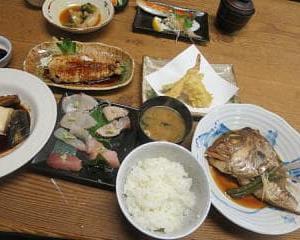 魚食べたきゃ,びんび亭