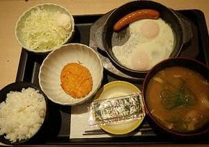 松のやの朝食は松屋よりお得???