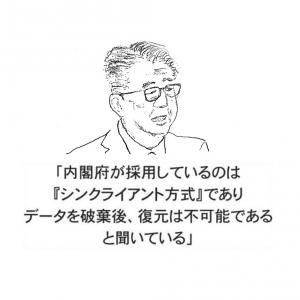 【晋クライアント】 〜データ復元は可能なのだ!