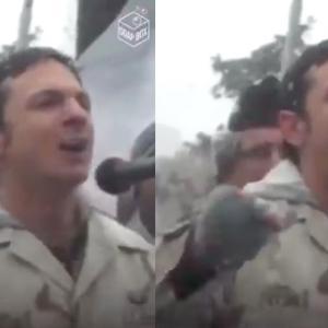 聞け!アメリカの若きイラク帰還兵の魂の叫びを!