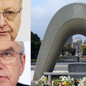 IOCのバッハとコーツが広島と長崎を訪れる欺瞞