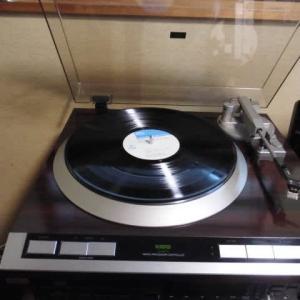 50年前のLPレコード