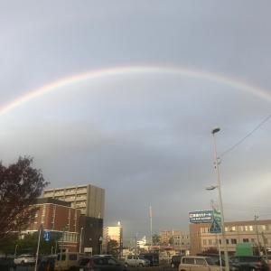 今日は虹の日~ボクの涙もどこかの大空に虹をかけるの?byまふまふ~