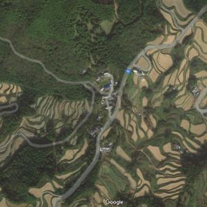 四国の山中に、面白そうな地域を発見♪♪