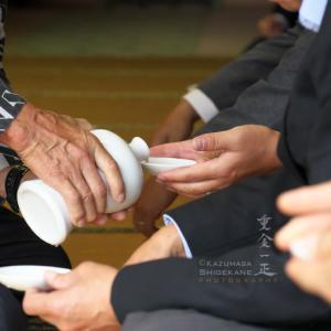 白馬村神城 飯田神明社 秋季例祭
