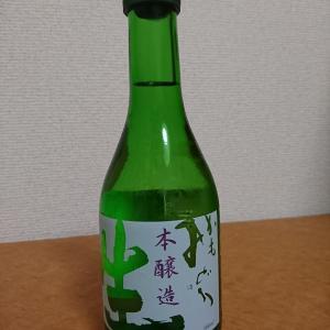 岡山の酒・かもみどりと肴は激安で買った宮城県産の鰹のたたき