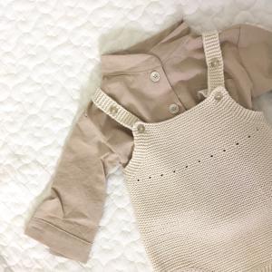 【韓国子供服】 秋服を少し仕入れてみました!