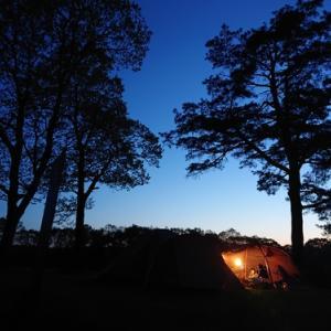 令和最初のキャンプは聖地巡礼【その1】
