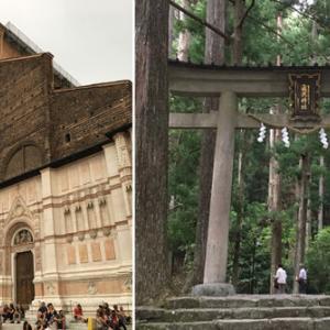 日本・イタリア間での移動について