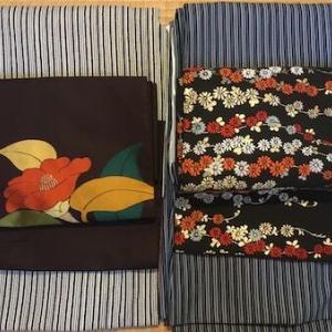 口紅と着物 : Rossetto e kimono