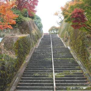 岡城跡の紅葉…の続き。