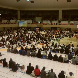 大相撲春巡業奈良場所