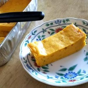 🐵 かぼちゃチーズケーキ
