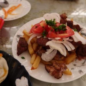 東大門のウズベキスタン料理 サマルカンド。