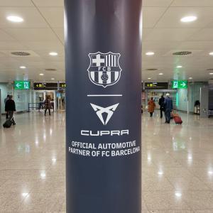 いよいよ、バルセロナへ