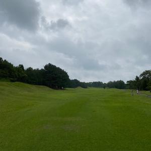 (おそらく)アルファ147で行く最後のラウンド@東条ゴルフ倶楽部