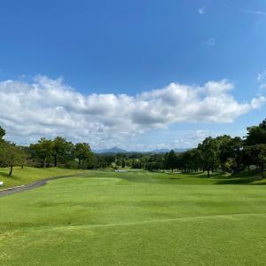 夏ゴルフの季節、到来、だが…@吉川カントリー倶楽部