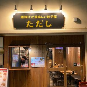 もちろん餃子+唐揚げを(唐揚げが美味しい餃子屋ただし 三宮店@三宮)