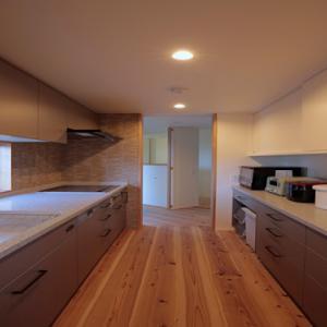 キッチンの選び方/壁付き型キッチンの我が家