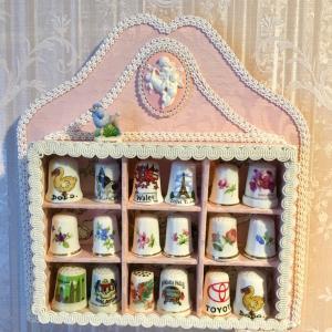 指ぬき(シンブル)のコレクションボード