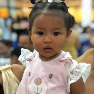 カンボジアの結婚パーティー参加した。