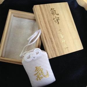 TVでも取り上げられているパワースポット三峯神社、白い氣守りを頂いてきました!